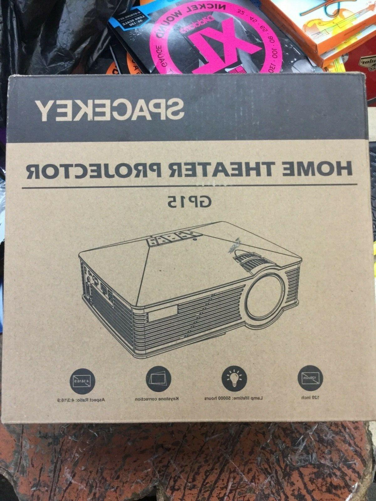 spacekey gp15 mini portable multimedia home theater