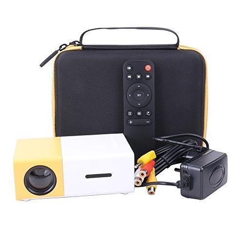 Storage Portable Projector Artlii DeepLee DP300/ YG300