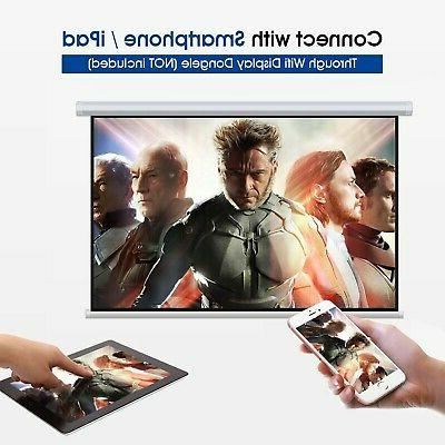 DBPOWER T20 LCD Movie Theater Video Projector...