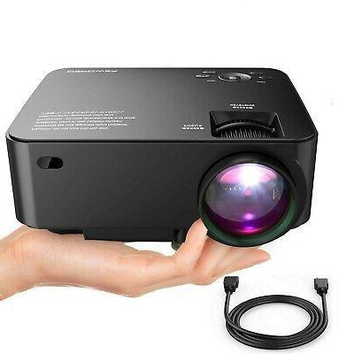 t20 lcd mini movie projector multimedia home