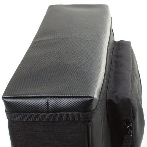 USA Gear Case - S7 Small Carrying Travel Compatible DR.J HI-04, ABOX Meyoung M1 - Includes Shoulder Dividers