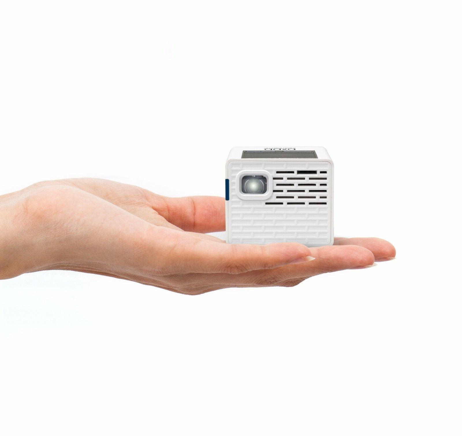 AAXA Pico Wi-Fi Bluetooth Portable Mini