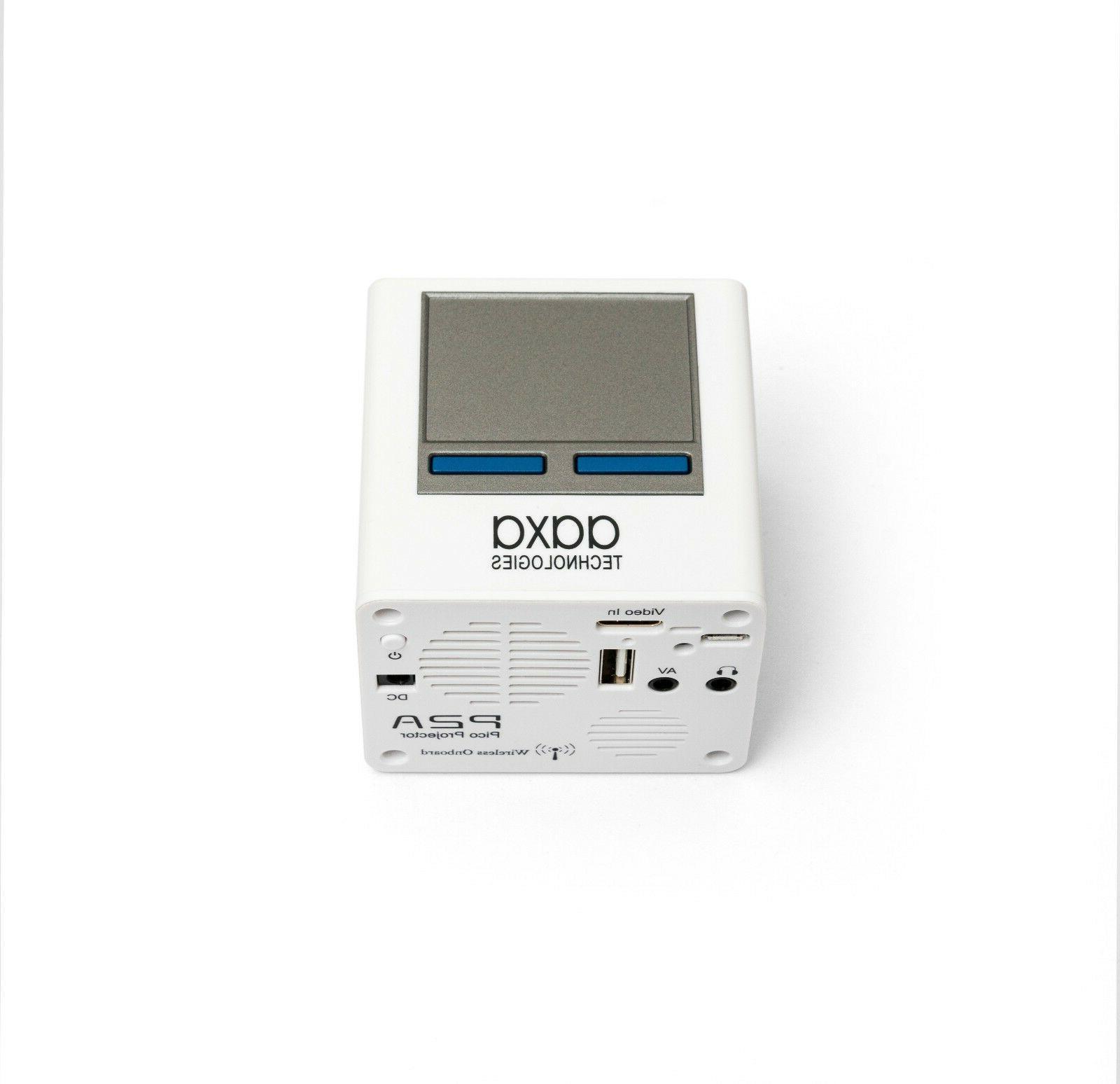 AAXA Technologies P2-A Pico LEDs Wi-Fi Portable Mini