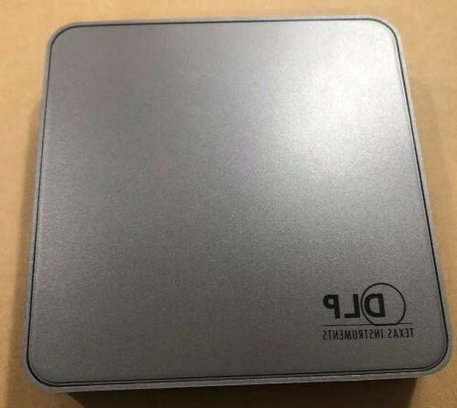 DLP Texas Instruments Mini Pocket Projector HDP200 Smart