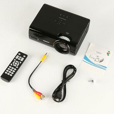 U45 1600 lumens Mini HD LED Home Projector
