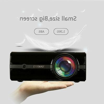 U45 1600 lumens Mini Multimedia HD LED Micro