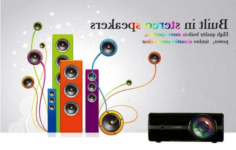 U45 1600 Multimedia Projector Home