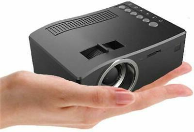 Fosa UC18 Portable video Projector, HD 1080P LCD LED Theater