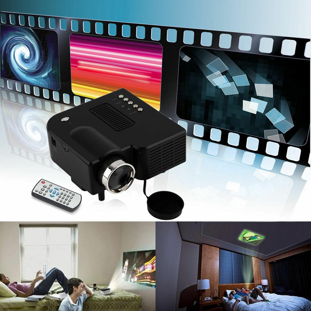 uc28 hd mini projector portable simplified micro