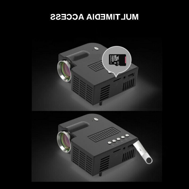 UC28C Mini Portable LED Video Cinema