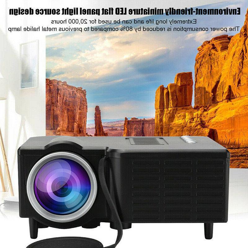 UC28C Portable LED Micro Phone Video Home