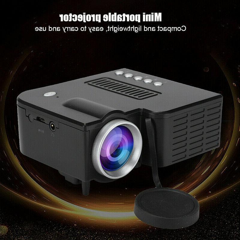 UC28C Mini Projector LED Mobile Video