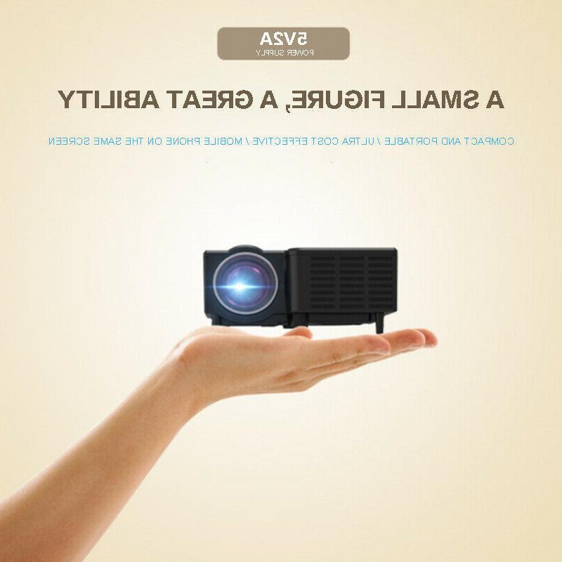 UC28C Projector LED Video Home Cinema