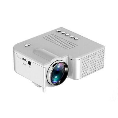 uc28c projector usb mini projector home media