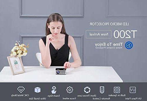 ultra mini portable pocket projector