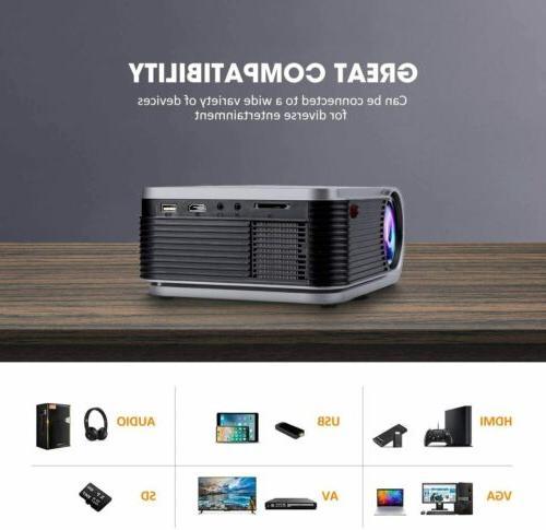 Upgraded Mini with Tripod 720P HD Video