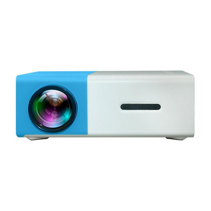 YG300 Home Cinema Theater 1080P USB HDMI AV SD Mini Portable