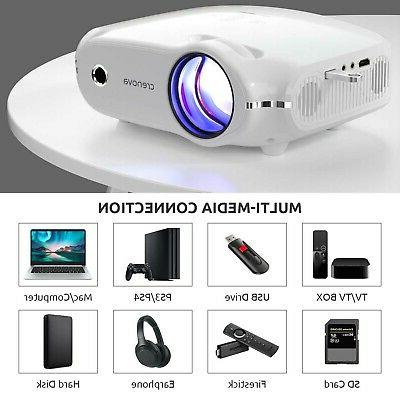 """Video Mini Home with 200"""""""