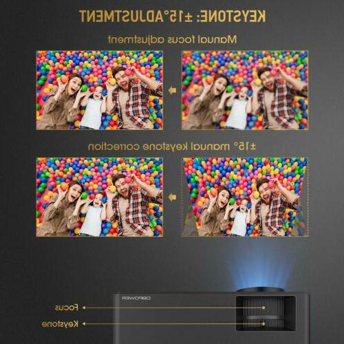 Video -DBPOWER Portable Display