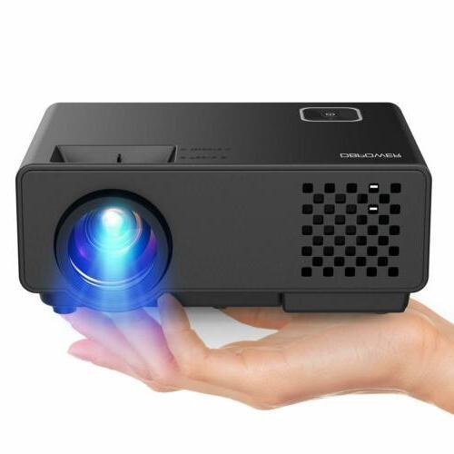 video projector rd810 portable mini projector 176