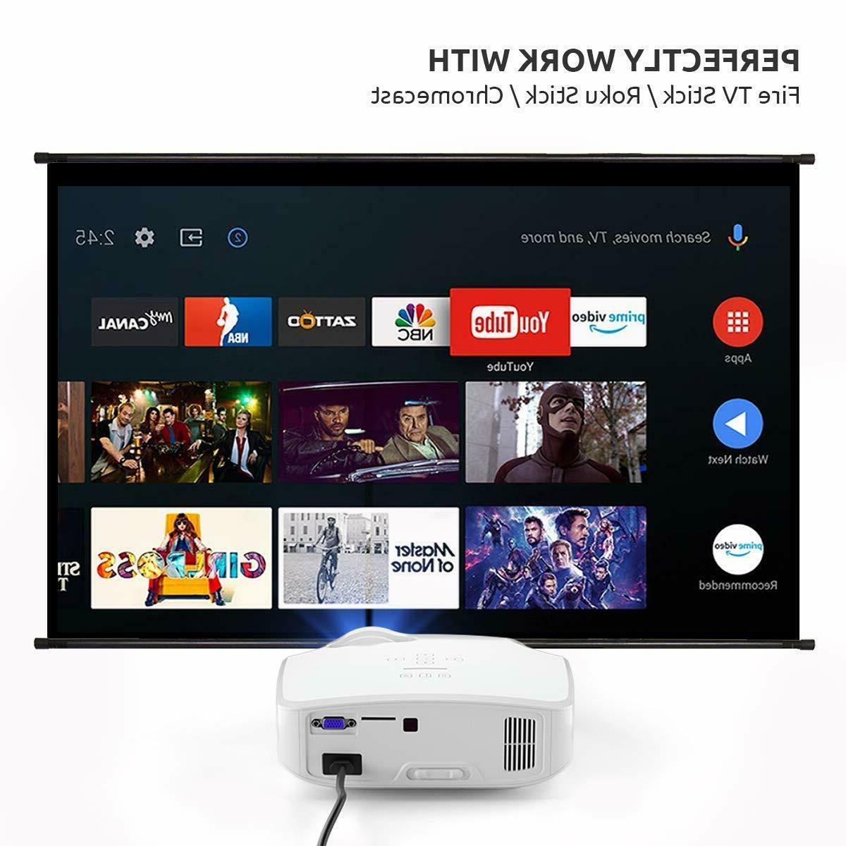 Video Projector, Home Projector