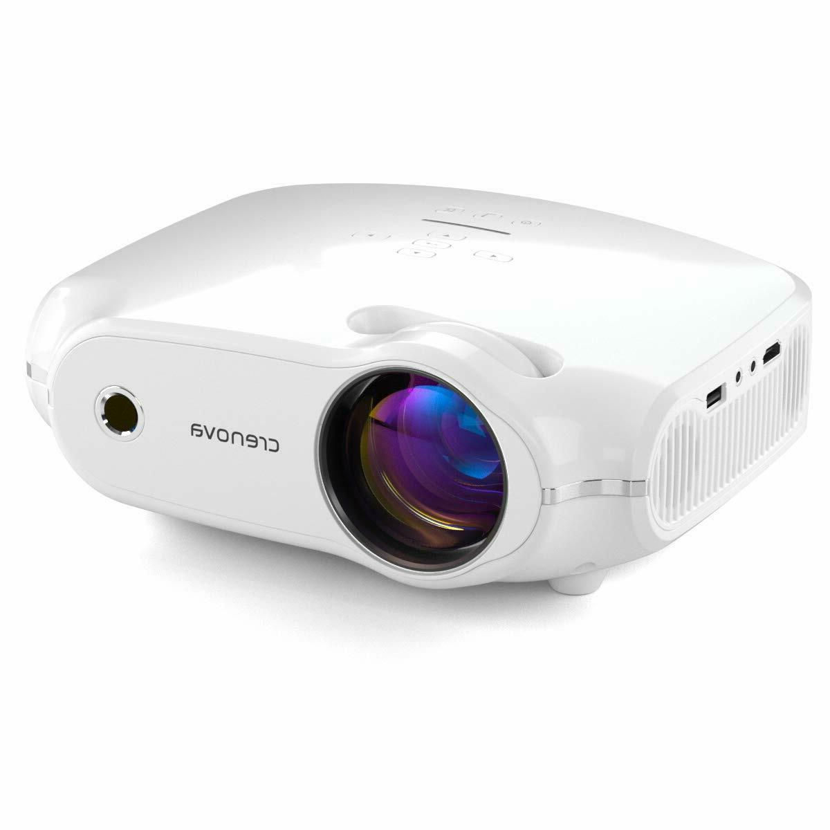 video projector upgraded mini home projector portable