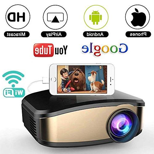 wifi movie projector