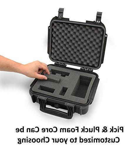 "Workforce 14"" Video Case Compatible 10.5"" and N5 DBPOWER PJ0711, TENKER ANSI Crenova – CASE"