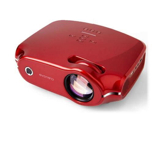 Crenova Lumens 1080P Projector