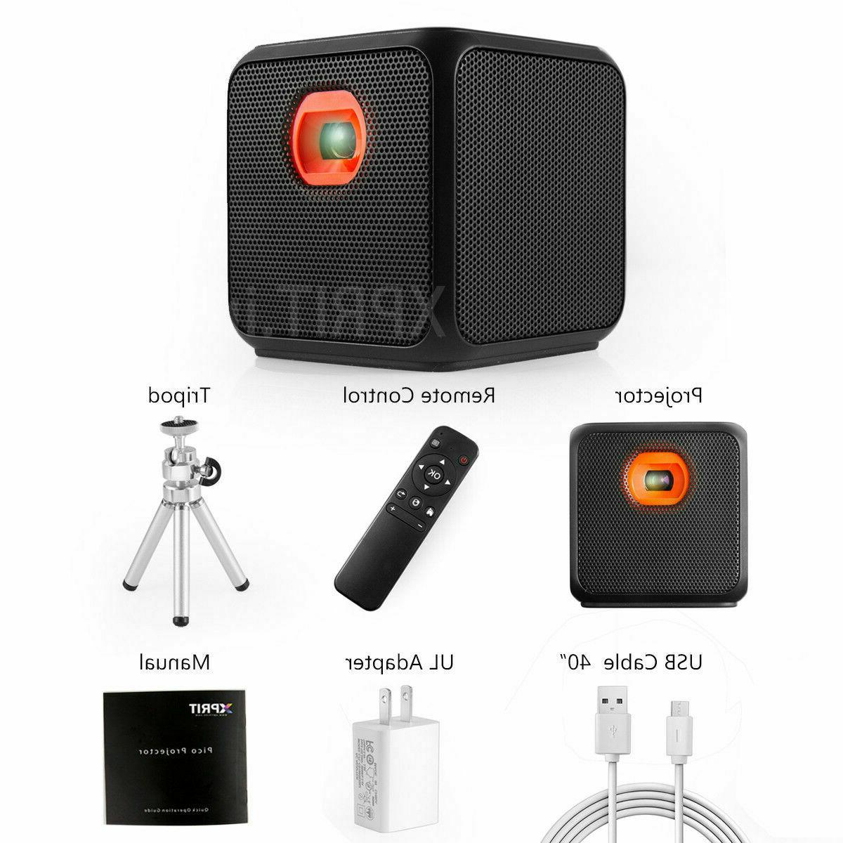 XPRIT Projector Theater WiFi Android