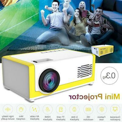 yg300 mini projector 3d hd led home