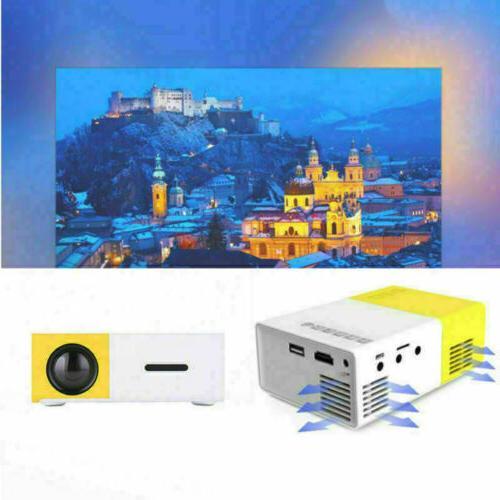 YG300 Theater Cinema USB HDMI AV SD Mini HD
