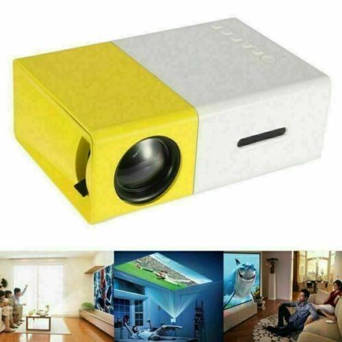 YG300 Home Theater USB HDMI AV HD