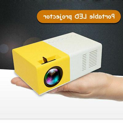 Mini Portable Projector And Compact Home Movie