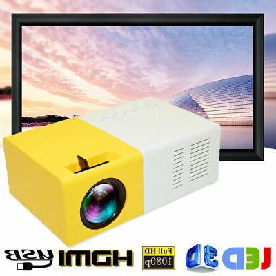 Mini Video Projector And With Home Movie Theater