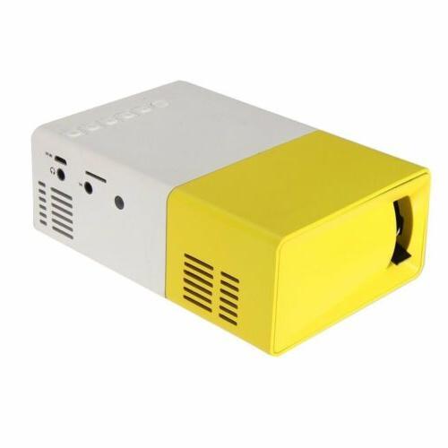 YG300 1080P Cinema HDMI SD Mini LED