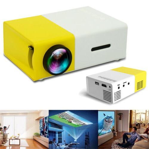 yg300 mini multimedia led lcd projector full