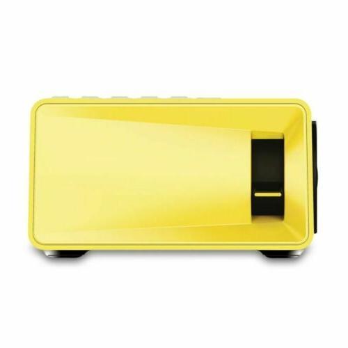 YG300 Portable LED LCD HD 1080P Theater USB