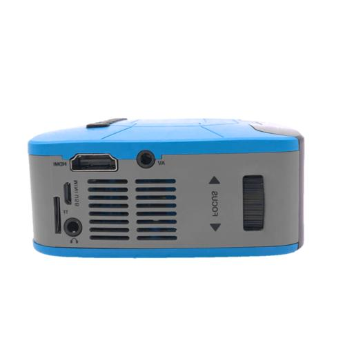 YG300 Mini Portable Multimedia LED Projector HD USB