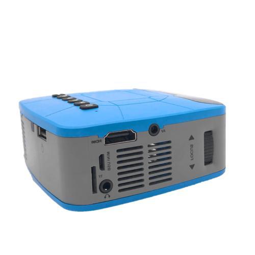 YG300 Portable Multimedia LED LCD Projector HD 1080P USB