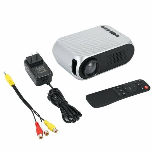 YG320 Portable 1080P 3D LED Projector HDMI/USB/AV
