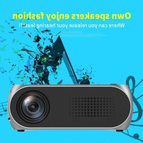 YG320 Mini 3D WIFI LED Projector