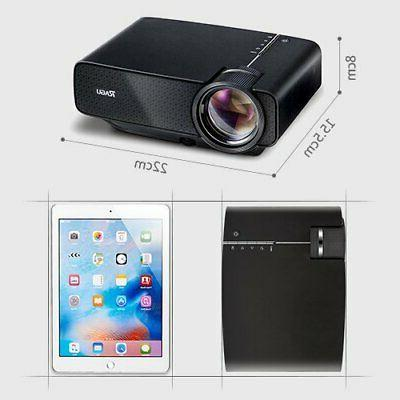 RAGU Mini Portable Movie 70% Brightness 50,000 Hours