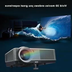 led mini multi media portable video projector