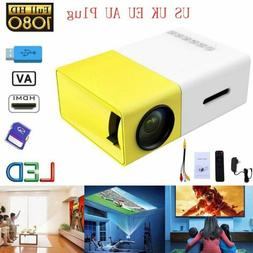 Led Mini Projector Lumihd High Resolution Ultra Portable HD