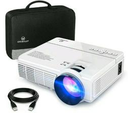 VANKYO LEISURE 3 Mini Projector Supported 1080P 170'' Displa