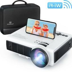 VANKYO LEISURE 3W 1080P Support Portable Mini Projector 176'