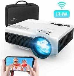 VANKYO 2020 Leisure 3W 3600L Mini Projector WiFi Wireless 10