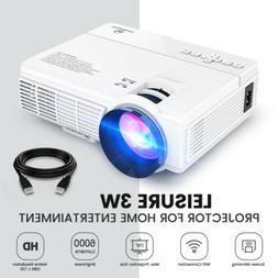 VANKYO Leisure 470 Mini Projector Synchronize Smart Phone Sc