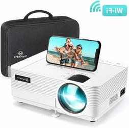 VANKYO Leisure 470 Mini Projector with Synchronize Smart Pho